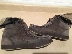 Men's Path Insulated Suede Boots Size 11 London Ontario image 4