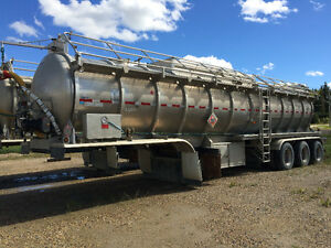 Tanker Trailer For Lease