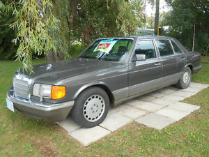 1990 Mercedes-Benz , like in Die Hard with a Vengence!!