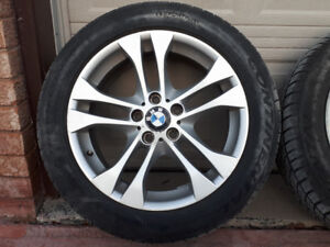 235/50ZR18 BMW All Season Tires with Authentic Rims