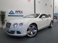 2011/11 Bentley Continental GT 6.0 W12 Auto (MDS) One Owner + Adaptive Cruise
