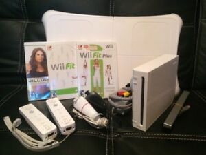 Wii System with Balance Board