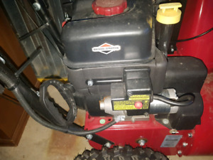 Snowthrower for sale