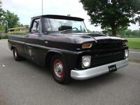 Chevrolet C10 Fleetside Pick Up '65 American Classic Custom 7400cc Auto LHD,