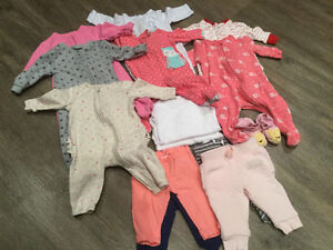 GAP/CARTERS GIRL CLOTHING