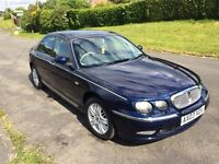 Rover 75 1.8 turbo 2003 excellent reliable car