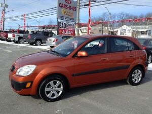 2009 Kia Rio5 SX- 2 year Unlimited km warranty included!