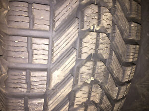 P265/70R17 Snow Tires Kitchener / Waterloo Kitchener Area image 2