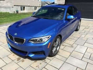 2016 bmw 228i m sport/ track package