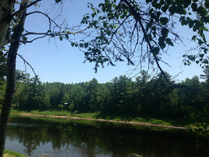 Camp for Rent on Miramichi River