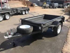 7x4 BOX TRAILER FOR SALE - CANBERRA CREATIVE TRAILERS ACT