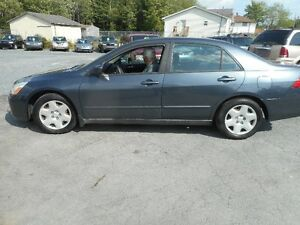 2007 Honda Accord Sedan tax included