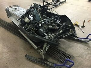 PARTING OUT A 2002 YAMAHA SX VIPER 700 TRIPLE SNOWMOBILE