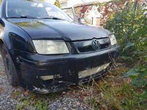 2001 Volkswagen Jetta VR6