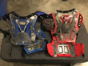 Youth THOR Motorcross Chest Protector