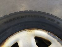Ford F150 Rims & Winter Tires