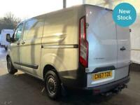 2017 Ford Transit Custom 2.0 TDCi 105ps Short Wheelbase L1H1 Low Roof Van PANEL