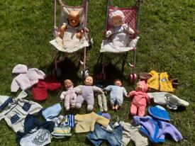 Buggy and doll bundle