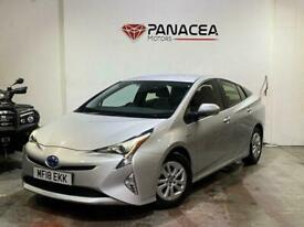2018 Toyota Prius 1.8 VVT-I BUSINESS EDITION 5d 97 BHP Hatchback Automatic