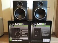 Mackie MR8 mk3 / Studio Monitors (pair)