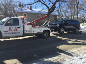 TOW TRUCK SERVICE  ROAD SIDE ASSISTANCE