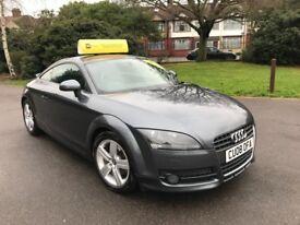 Audi TT 2.0T FSI (grey) 2008