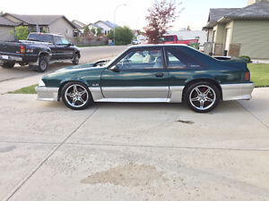 1991 Ford Mustang Gt Hatchback trades/sell need gone