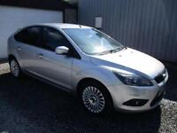 2009 Ford Focus 1.6 Titanium 5 DOOR, PETROL, HATCHBACK 5 door Hatchback