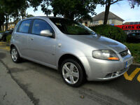 Chevrolet Kalos 1.2 SE 2008 COMPLETE WITH M.O.T HPI CLEAR WARRANTY INCLUDED