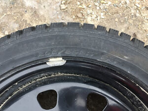 "17"" LOW PROFILE NEW Winter Tires + Rims Stratford Kitchener Area image 2"