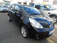 2010 Nissan Note 1.4 16v N-TEC 5dr