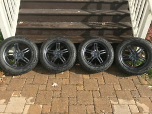 Solid winter tires 205/60/15