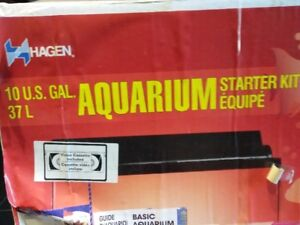 Aquarium and all Supplies for sale