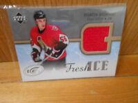 Lot de carte jersey de hockey de valeur a vendre