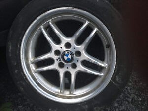 MAGS BMW SERIE M 18 POUCES