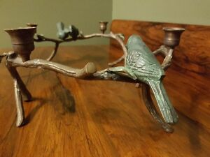 Antique Brass candle holders. London Ontario image 2
