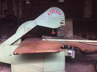 Walker machine (cloths material )