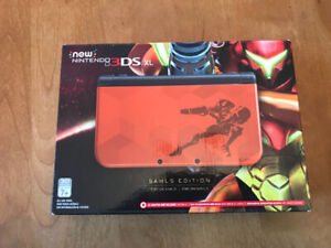 Metroid limited edition 3dsXL System