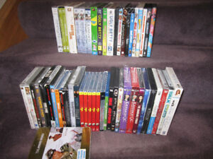 Selection of Movies, Mini-Series, etc. - New, On Choice, $4 & up