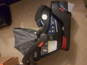 Britax B-Safe elite car seat.