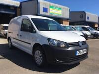 2012 62 VOLKSWAGEN CADDY MAXI 1.6 C20 TDI BLUEMOTION TECHNOLOGY 1D 101 BHP DIESE