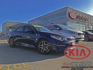 2018 Kia Optima LX+ | Like New | One Owner | Upgraded Wheels