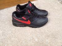 Nike air max B/W