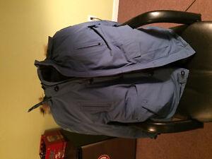 Heavy thick coat!