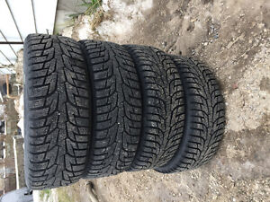 "17"" LOW PROFILE NEW Winter Tires + Rims Stratford Kitchener Area image 4"