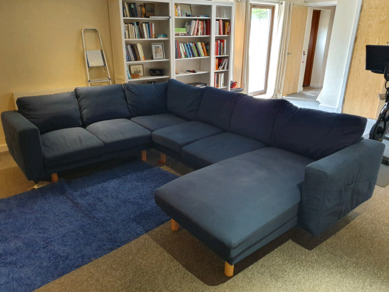official photos 8e659 057f8 IKEA U Shaped Sofa | in Murrayfield, Edinburgh | Gumtree