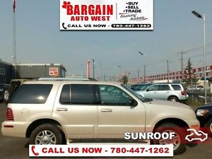 2005 Mercury Mountaineer limited
