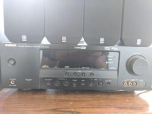 Yamaha HTR-AV 6030