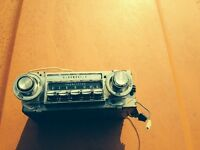 Vintage Oldsmobile Radio Original Box