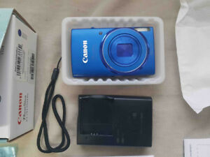 Canon PowerShot ELPH 150 IS 20MP Digital Camera 10x optical zoom